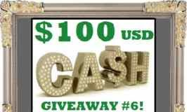 Win $100 Real Cash