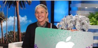 Ellen TV Giveaway - Win a $500 iTunes Gift Card