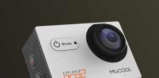 MGcool PRO2 4K Touch Screen Camera Giveaway
