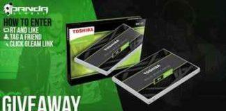 Win Free Toshiba SSD TR200 240Gb