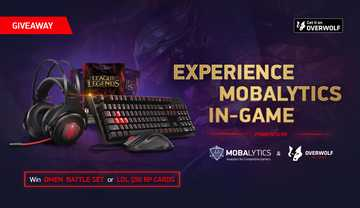 HP OMEN Battle Set Giveaway