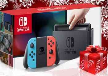 Free Neon Nintendo Switch Giveaway