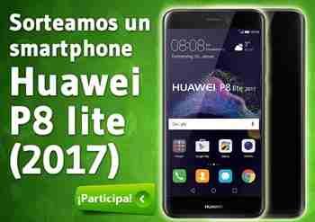 Huawei P8 lite 2017 Giveaway