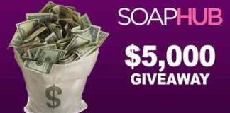 $5,000 Real Cash Giveaway