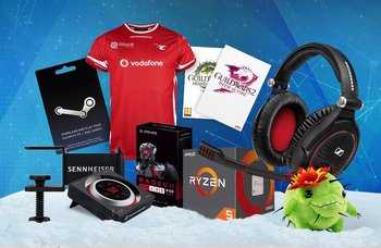 SoundsLikeXmas Gaming Bundle Giveaway