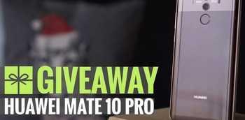Win FreeHuawei Mate 10 Pro