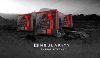 WIn 1 out of 3 Gaming Beast PC