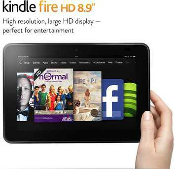 Win Free KINDLE FIRE HD 8.9 GIVEAWAY