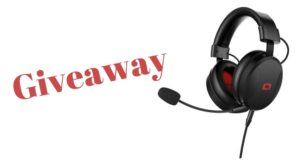 Giveaway of Lioncast LX 50 Gaming Headset