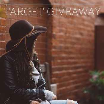 Giveaway of $150 Target Gift Card