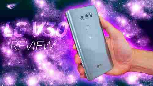 Android Authority LG V30 Smartphone Giveaway