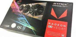 Asus ROG Strix Radeon RX Vega 64 Graphics Card Giveaway