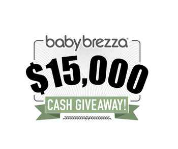 Baby Brezza $15,000 Cash Prize Giveaway