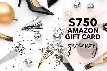 Win $750 Amazon Gift Card From Money can buy lipstick