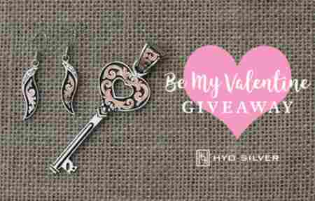 hyo silver be my valentine 2018 giveaway