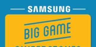 rent a center - samsung big games sweepstakes