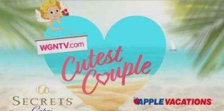 wgntv cutest couple contest - free trip