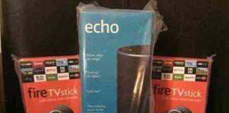 Computer Monitor Amazon Echo Giveaway (3 Winners)