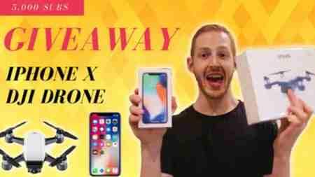 Max Hertan iPhone X Giveaway