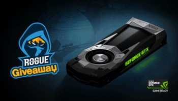 Rogue NVidia GeForce GTX 1060 Giveaway