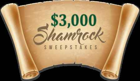 Win $3000 Cash from Today Christian Music Shamrock Giveaway