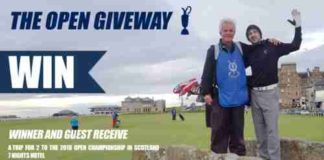 win a Trip to Scotland from More Golf Today