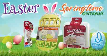 Davison Easter Sweet Treat Giveaway