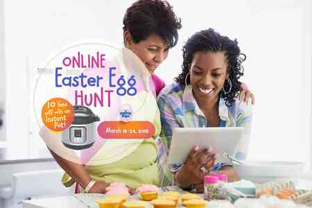 Emperial Sugar Easter Egg Hunt Giveaway