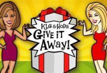 Kathie Lee and Hoda Give it Away Sweepstakes 2018
