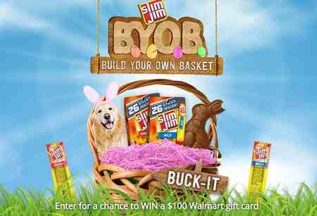 Slim Jim Build Your Own Basket Giveaway