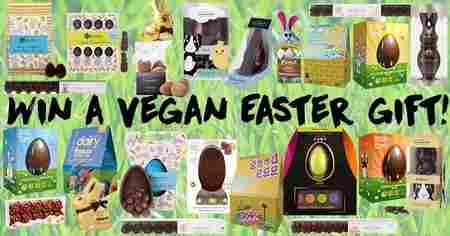 The Hectic Vegan Easter Gifts Giveaway