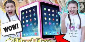 The Ingham Family iPad Pro Giveaway