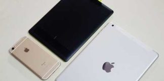 Win Apple iPad Air from Sam Lyons