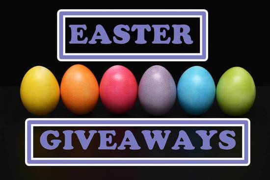 Easter Giveaways & Sweepstakes