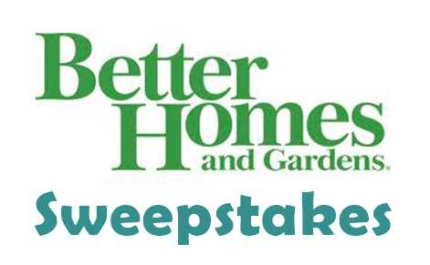 better homes gardens daily sweepstakes 2018 bhg