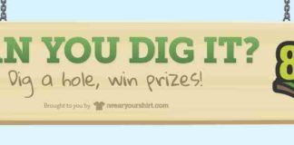 Call 811 National Safe Digging Month Sweepstakes (safedigging.me)