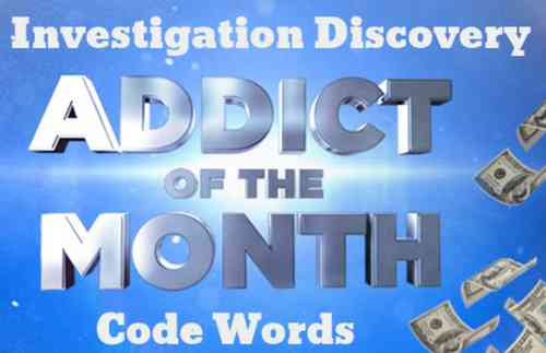 Investigation Discovery Addict of the Month Sweepstakes Code