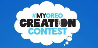 Enter My Oreo Creation Contest at myoreocreationcontest.com