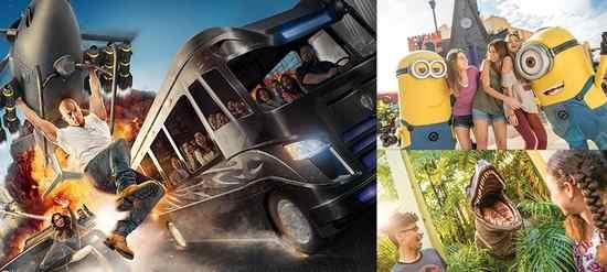 Extra TV Universal Orlando Sweepstakes