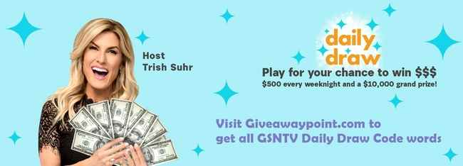 GSNTV Code Word | GSN Daily Draw Code Words 2019 (Updated)