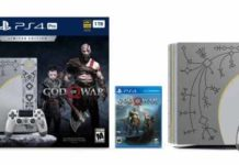 GameSpot God Of War PS4 Pro Giveaway (Limited Edition)