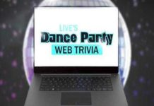 Live with Kelly and Ryan Dance Party Trivia Answers