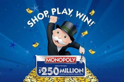 Play Safeway Monopoly Game at Shop Play Win (www.shopplaywin.com)