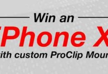 Pro Clip USA iPhone X Giveaway