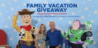 Wheel of Fortune Disney Family Vacation Giveaway (Bonus Puzzles Answers)