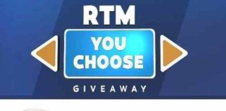 righthisminute you choose sweepstakes buzzword