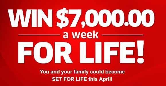 pch 7000 per week