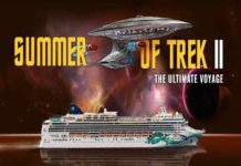 Eaglemoss Summer of Trek 2018 Sweepstakes