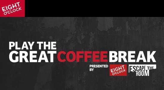 Great Coffee Break Sweepstakes (Greatcoffeebreak.com)