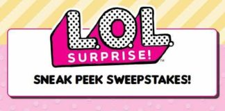 LOL Surprise Sneak Peek Sweepstakes 2018